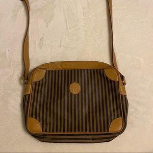 Vintage Fendi cross body bag